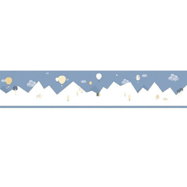 Border ścienny ICH Wallpaper 7501-4 Noa