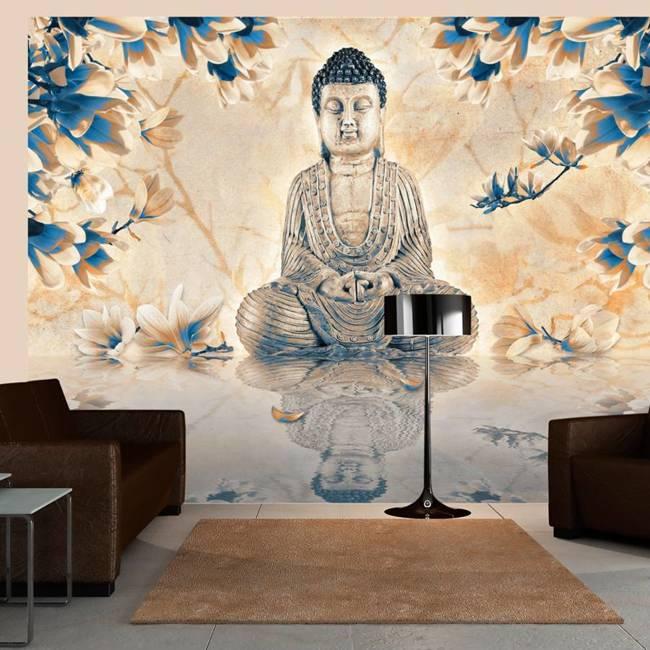 Fototapeta - Buddha of prosperity