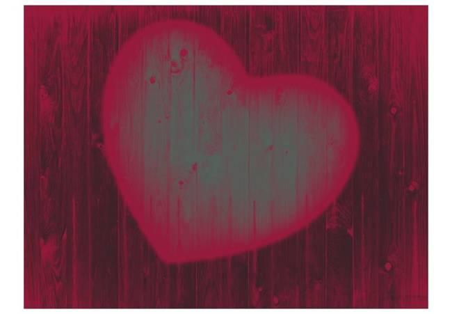 Fototapeta - Cold heart