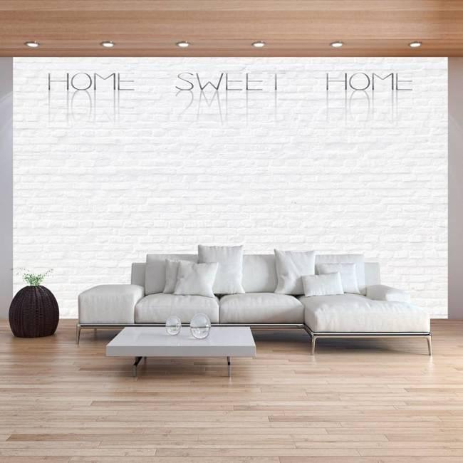 Fototapeta - Home, sweet home - wall