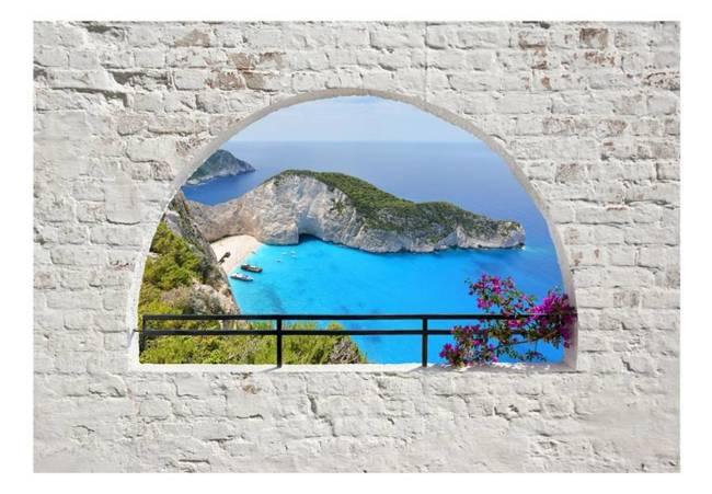 Fototapeta - Kalamaki, Zakynthos