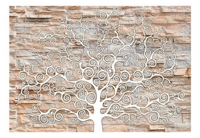 Fototapeta - Kamienne drzewo