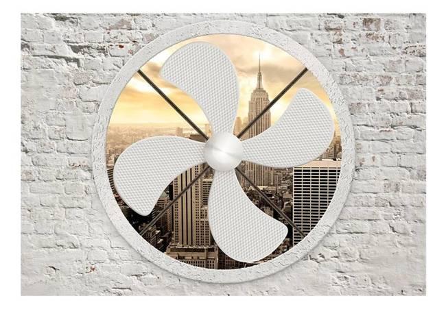 Fototapeta - Klimat Nowego Jorku
