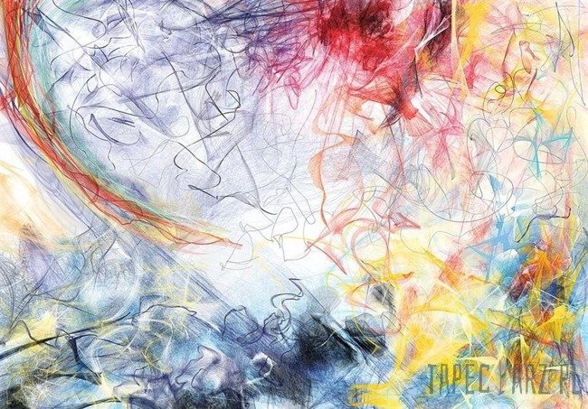 Fototapeta Kolorowe abstrakcja 10006