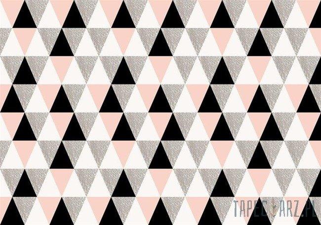 Fototapeta Kompozycja trójkątów 10635