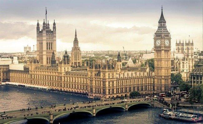 Fototapeta Londyn Westminster 3401