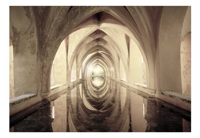 Fototapeta - Magiczny korytarz