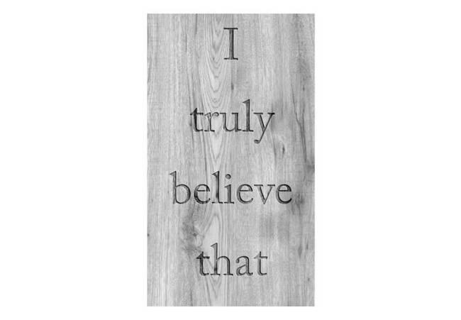 Fototapeta - Marla Gibbs - What We Believe