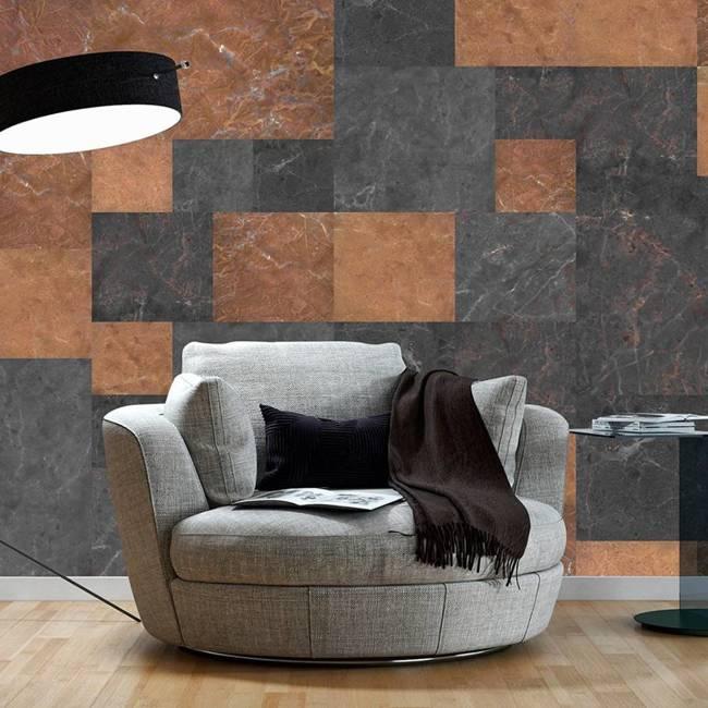 Fototapeta - Marmurowa mozaika
