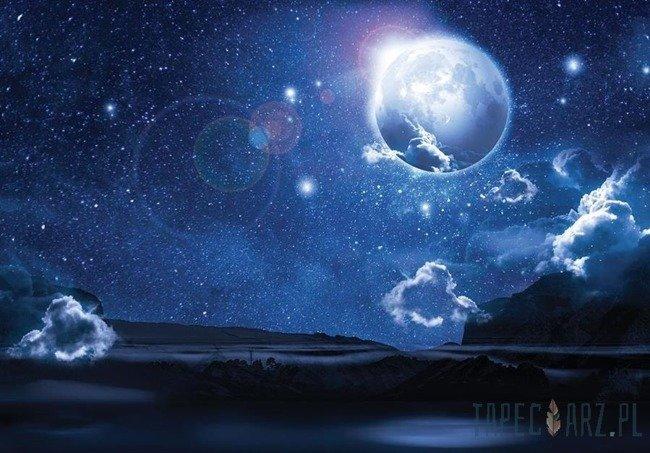 Fototapeta Nocne niebo 12097