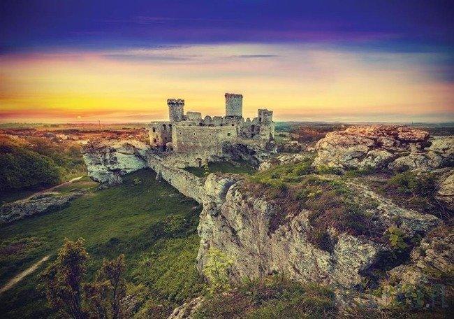 Fototapeta  Ruiny zamku 10615