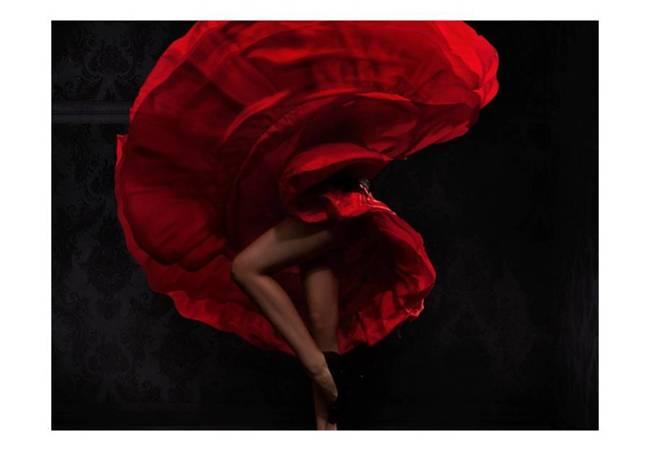 Fototapeta - Tancerka flamenco