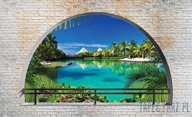 Fototapeta Widok na Hawaje 2841