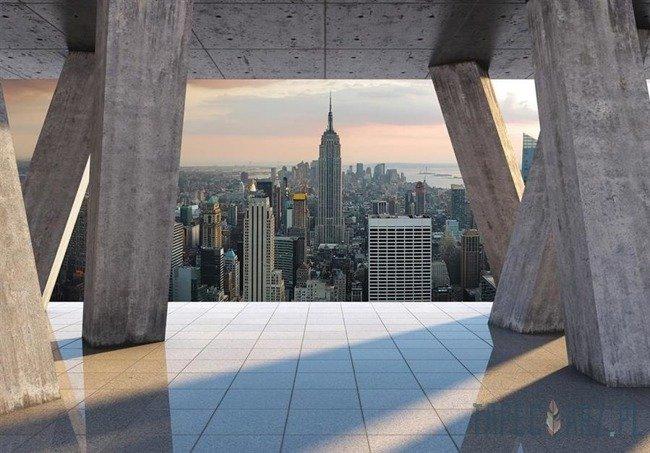 Fototapeta Widok na Nowy Jork 3649