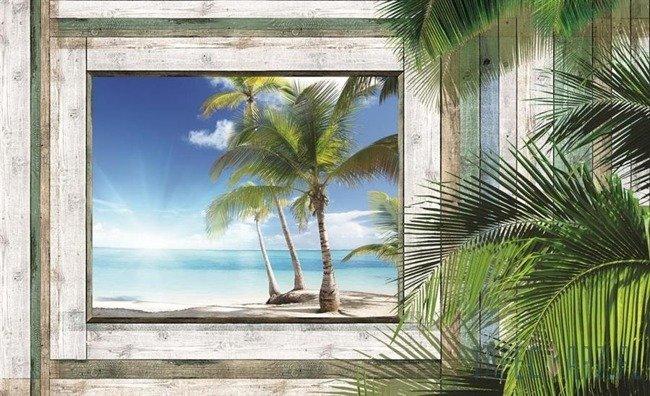 Fototapeta Widok na plażę 1222