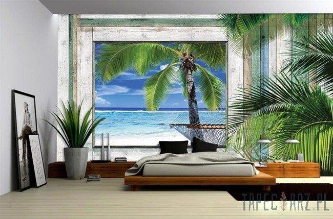 Fototapeta Widok na plażę 1230