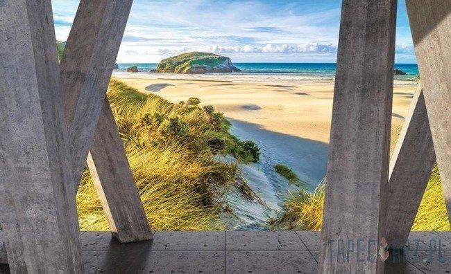 Fototapeta Widok na plażę 3659