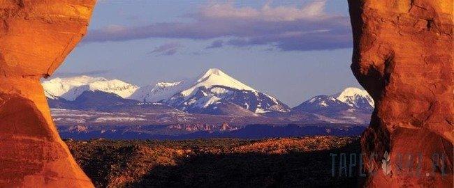 Fototapeta na flizelinie Góry 8-002VEP