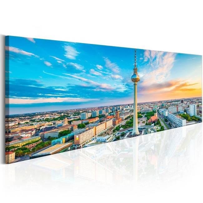 Obraz - Berliner Fernsehturm, Niemcy