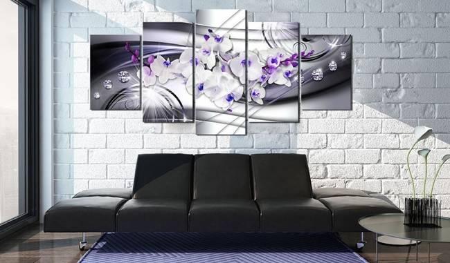Obraz - Chłód orchidei