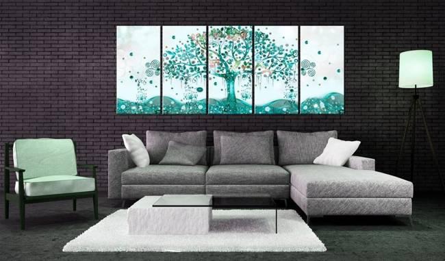 Obraz - Falujące drzewo