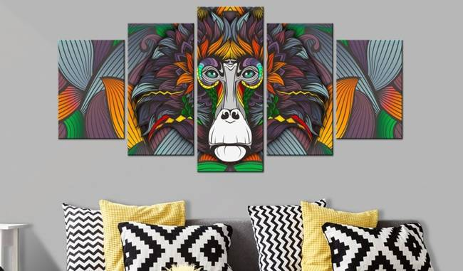 Obraz - Filozof dżungli