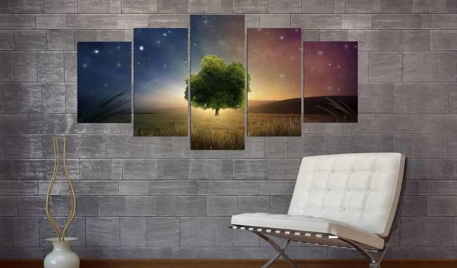 Obraz - Gwiezdne noce