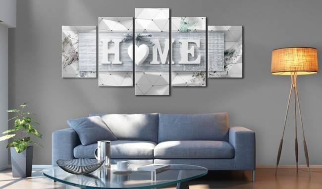 Obraz - Home: Melodia nowoczesności