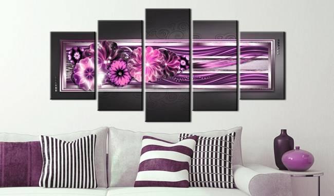 Obraz - In pink waves