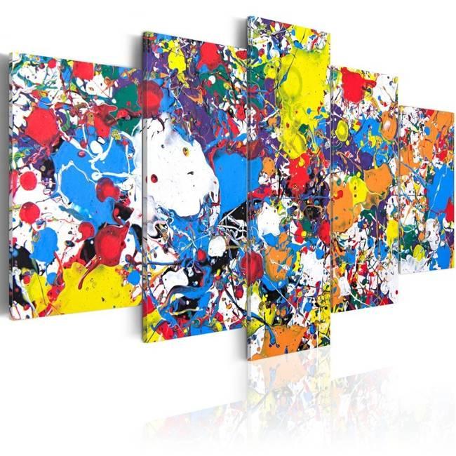 Obraz - Kolorowa wyobraźnia