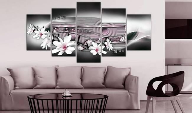 Obraz - Kwiatowa ekspresja