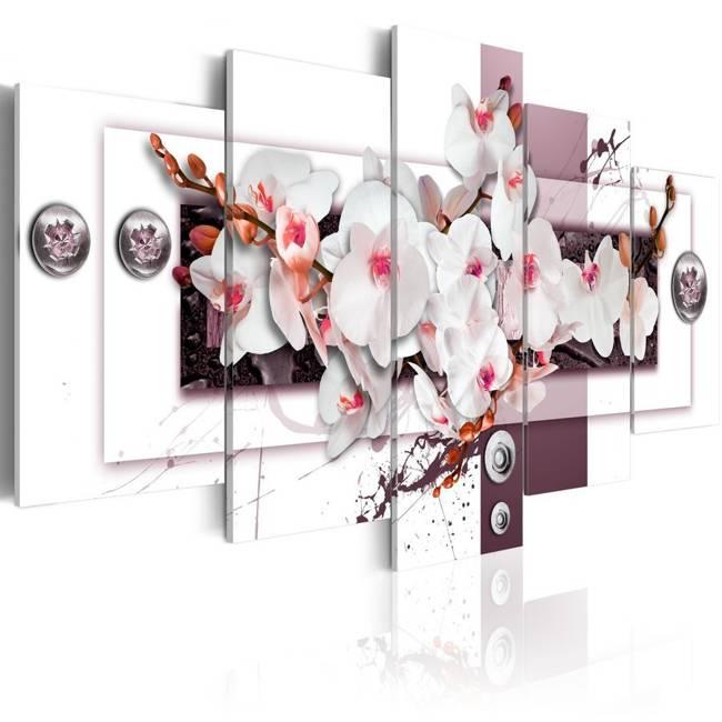 Obraz - Mechanizm orchidei