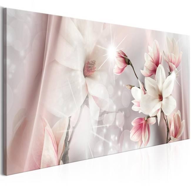 Obraz - Odbicie magnolii (1-częsciowy) wąski