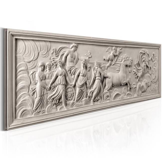 Obraz - Relief: Apollo i Muzy