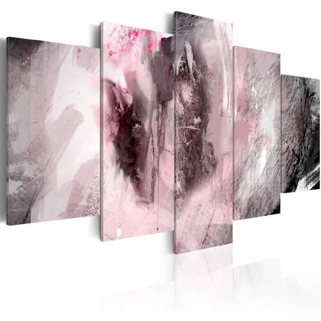 Obraz - Różowa głębia
