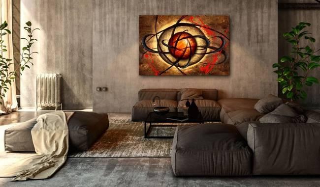 Obraz - Tajemnicze oko