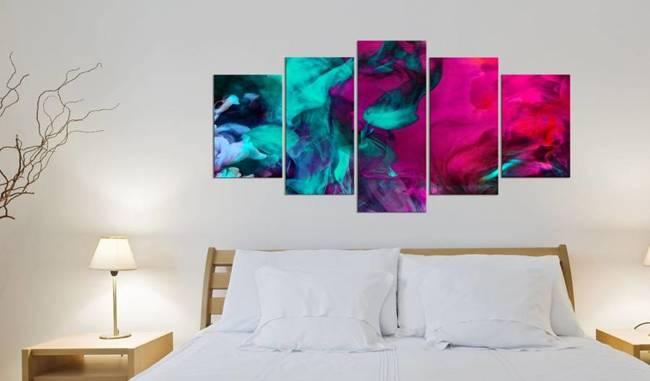 Obraz - Taniec kolorów