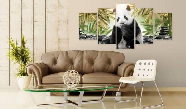Obraz - Uroczy miś panda