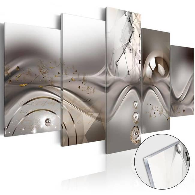 Obraz na szkle akrylowym - Majestat symetrii [Glass]