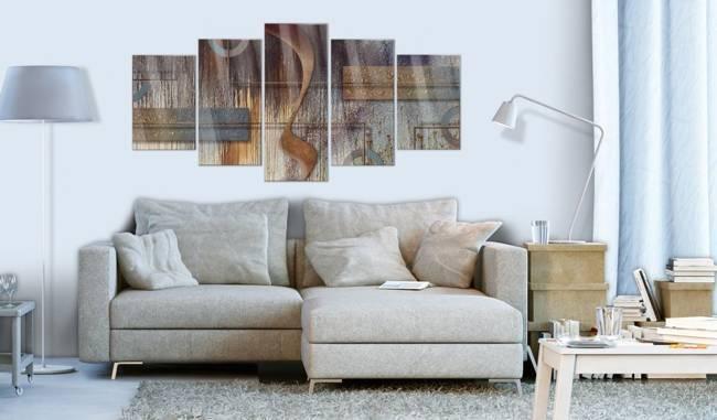 Obraz na szkle akrylowym - Orientalna kompozycja [Glass]
