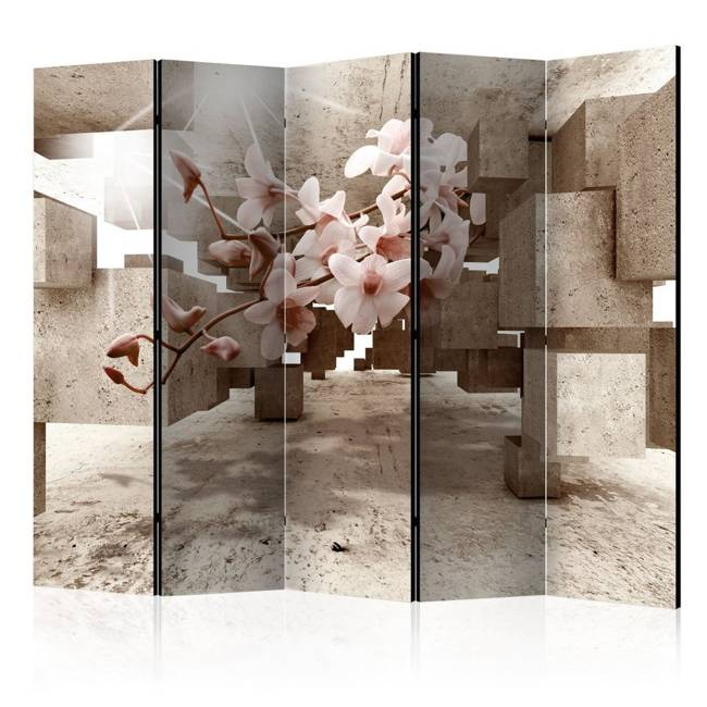 Parawan 5-częściowy - Małe cuda II [Room Dividers]