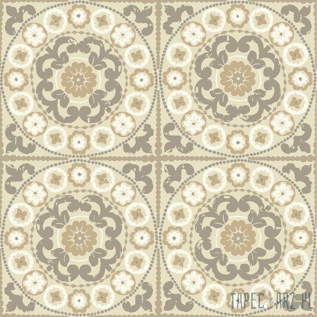 Tapeta ścienna York Wallcoverings MS6493 Modern Shapes