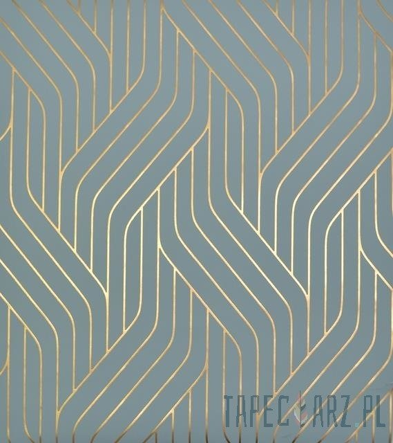 Tapeta ścienna York Wallcoverings NW3520 Modern Metals