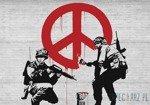 Fototapeta Banksy 2730