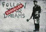 Fototapeta Banksy 2901