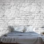 Fototapeta - Białe cegły