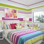 Fototapeta - Bright stripes