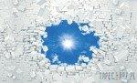 Fototapeta Niebo - abstrakcja 2722