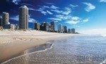 Fototapeta Plaża surferów 1312