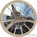 Fototapeta na flizelinie Wieża Eiffla - Rozeta 911